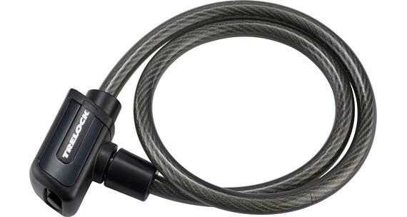 Trelock K2 80/12 Kabelschloss ZK 432 Silverline